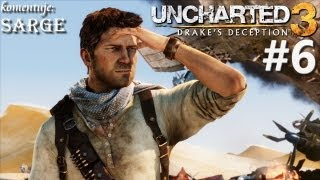 Zagrajmy w Uncharted 3: Oszustwo Drake'a odc. 6 - Gdzie są Cutter i Chloe?