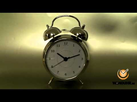 Alarm Clock Rings Sound Effect