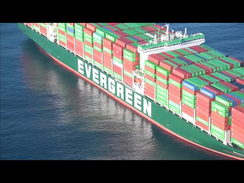 Watch The Water - 1000 container ships awaiting entry approval