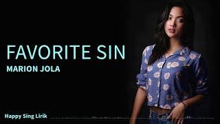 Marion Jola ft Tuan Tigabelas - Favorite Sin Lirik
