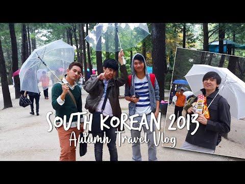 South Korea Trip | Autumn 2013