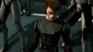 HD - Star Wars The Clone Wars -  Official  Trailer 2008