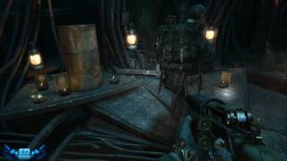 Metro 2033 PC Gameplay Walkthrough Part 11 Win 7 720p