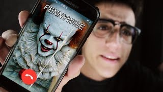 LIGUEI PARA O PENNYWISE (IT A COISA)