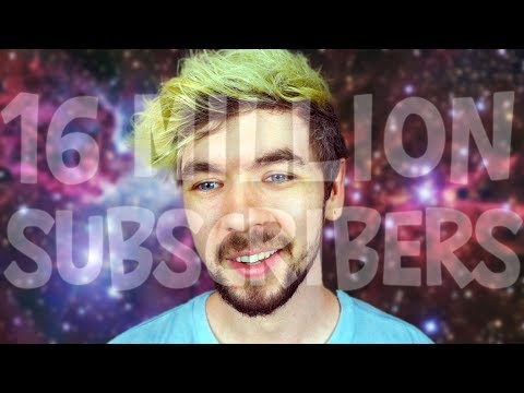 16,000,000 SUBSCRIBERS!