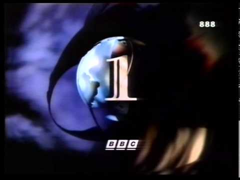 27 May 1996 BBC1 - Euro 96 trail & Doctor Who The Movie