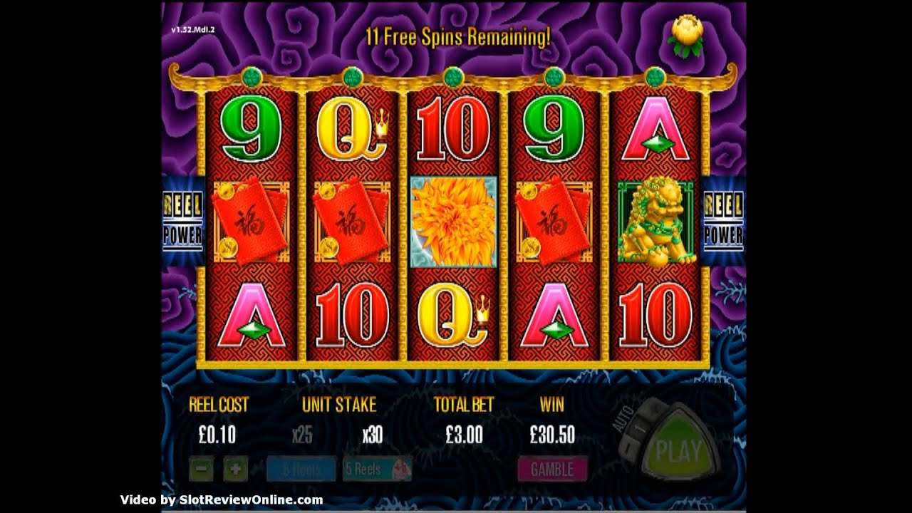 Spiele The Dragon - Video Slots Online