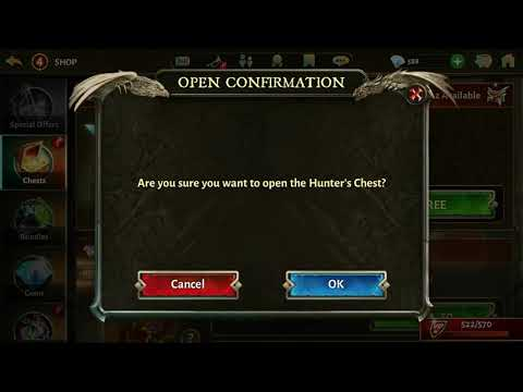 Dungeon Hunter 5 Legendary Drop Goes Missing