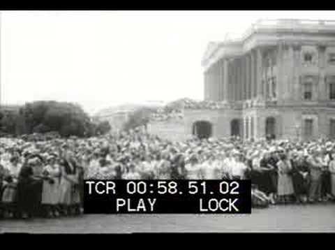 Robert Taft's funeral