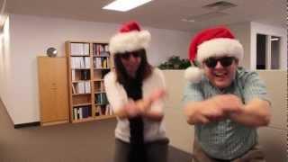 NSP Christmas Gangnam Style