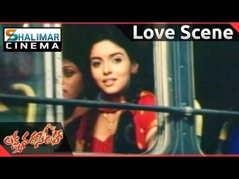 Lakshmi Narasimha Movie    Bala Krishna, Aasin Best Love Scene     Bala Krishna   Shalimarcinema