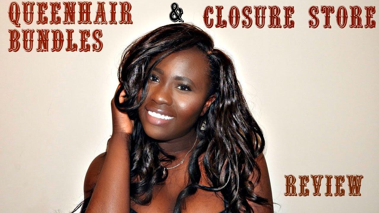 Queen Hair Closure Review 55