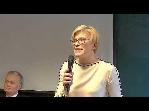 Kandidatų į Lietuvos Respublikos prezidentus debatai