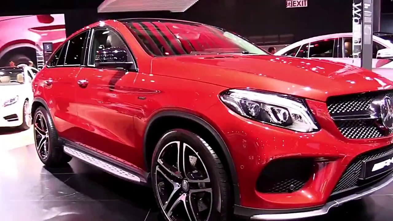 2018 Mercedes Benz GLE Class GLE450 AMG Limited Special
