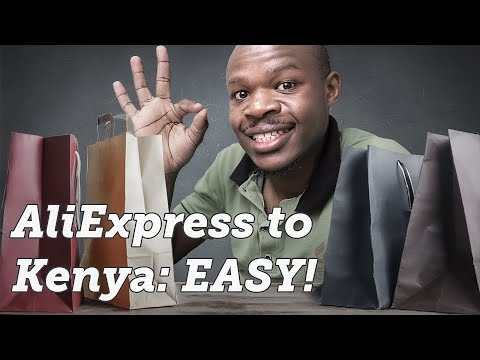 How to shop on Aliexpress (China) & ship to Kenya: FAST, CHEAP and EASY