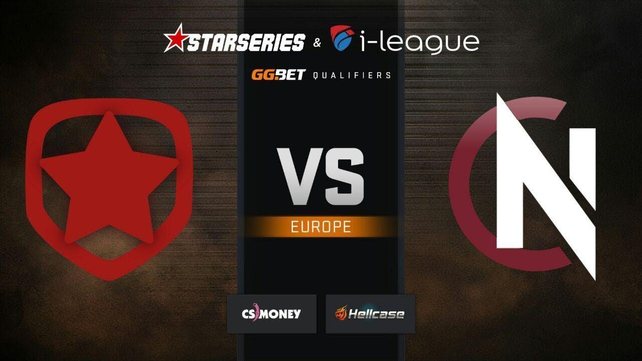 Gambit vs NoChance, map 1 inferno, StarSeries & i-League S7 GG.Bet EU Qualifier
