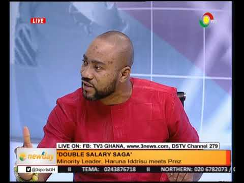 TV3NEWDAY  NEWSPAPER REVIEW-  SSNIT software saga