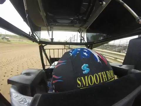 Justin Adams 2nd round 35 Raceway Park
