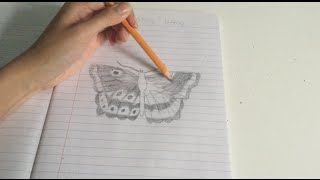 One Direction ASMR | Harry Tattoo Drawing and Notebook