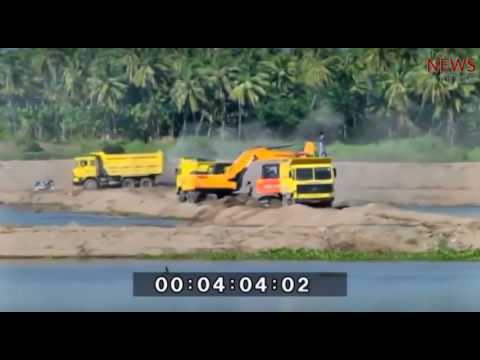 Illegal Sand Mining In Tamil Nadu, This Time Villagers Are Armed With Video Evidence