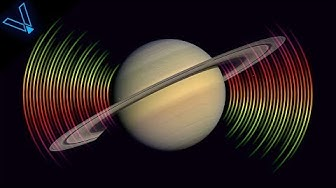 This Is What Saturn Sounds Like (Really Creepy!) 4K UHD