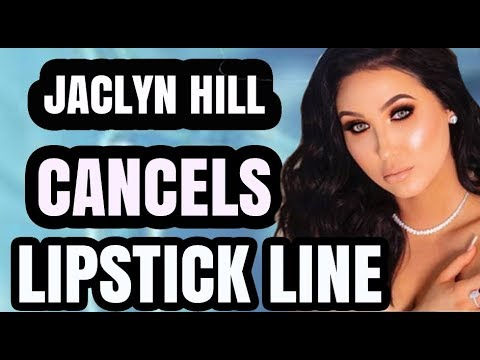 JACLYN HILL CANCELS HER LIPSTICK COSMETICS LINE thumbnail