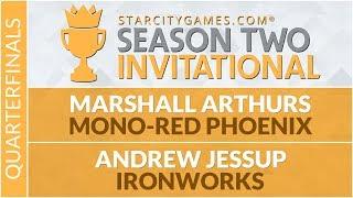 SCGINVI Quarterfinals A Marshall Arthurs vs Andrew Jessup Modern