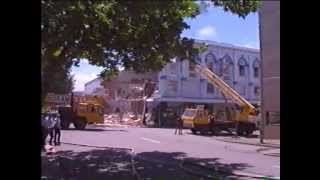Newcastle Earthquake 1989 - NBN TV News Australia [file 2]