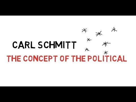 Three Minute Thought: The Concept of The Political