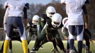 NFL Together We Make Football Finalist Khordae Sydnor