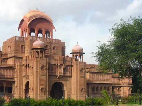 Ganga Government Museum Bikaner Rajasthan,Bikaner-Rajasthan