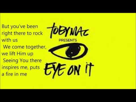 Thankful For You - tobyMac - Lyrics