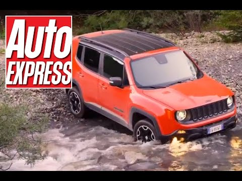 Jeep Renegade review - tested on and off-road