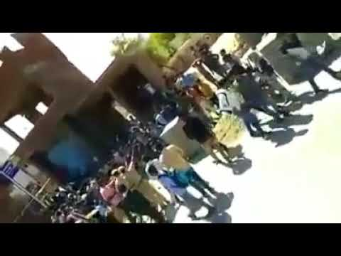 lathi charge on SSC aspirants Jaipur sscscam
