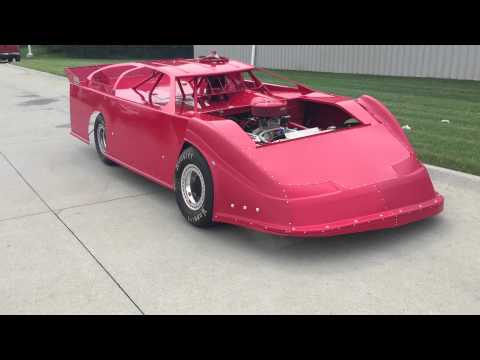 2013 Victory Circle 4-Link Open Late Model Race Car with Motor