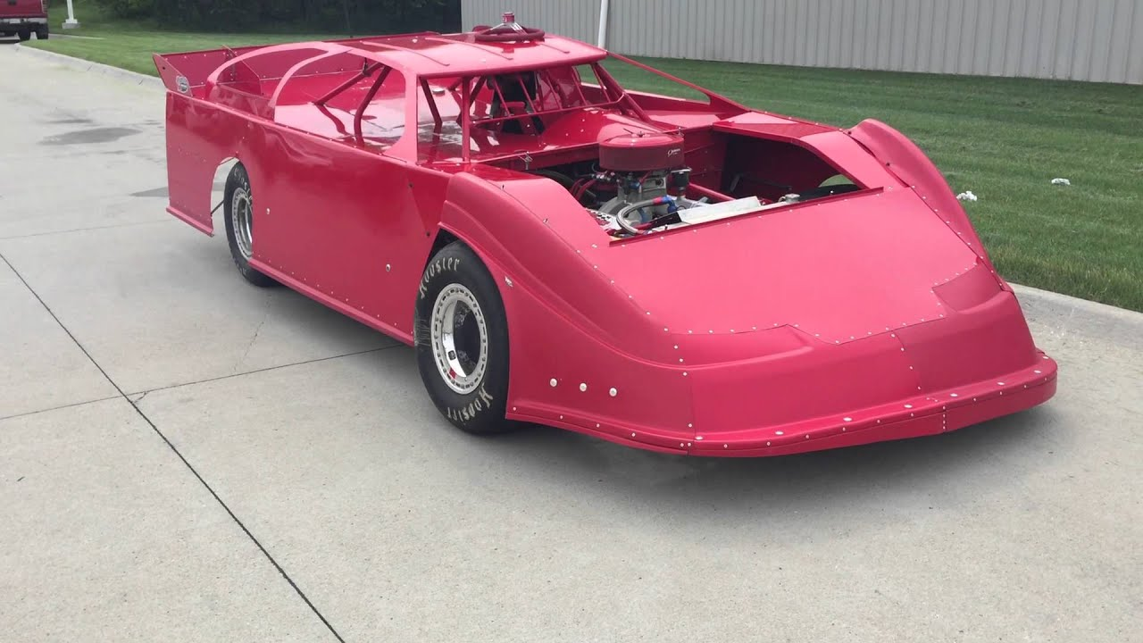 2013 victory circle 4 link open late model race car with motor youtube. Black Bedroom Furniture Sets. Home Design Ideas
