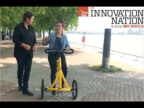CBS Innovation Nation, Alinker Segment