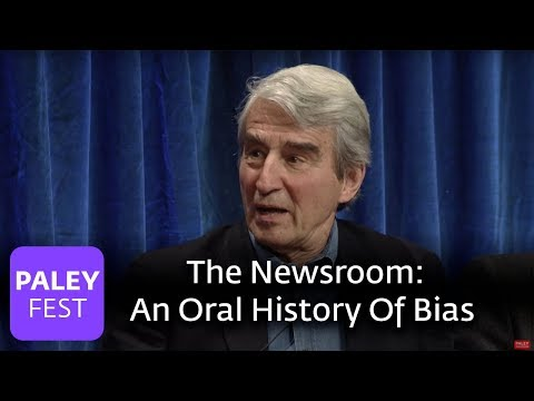 The Newsroom - Sam Waterston Gives An Oral History Of Bias In The News