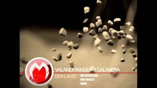 Valandi Pangea & Calavera - Einklang (Original Mix) - Mistique Music