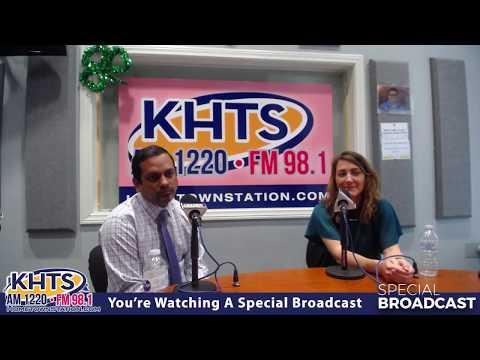City of Hope - March 7, 2018 - KHTS - Santa Clarita