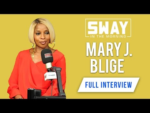 Mary J. Blige Talks Single Life, New Music, Moving On & Her