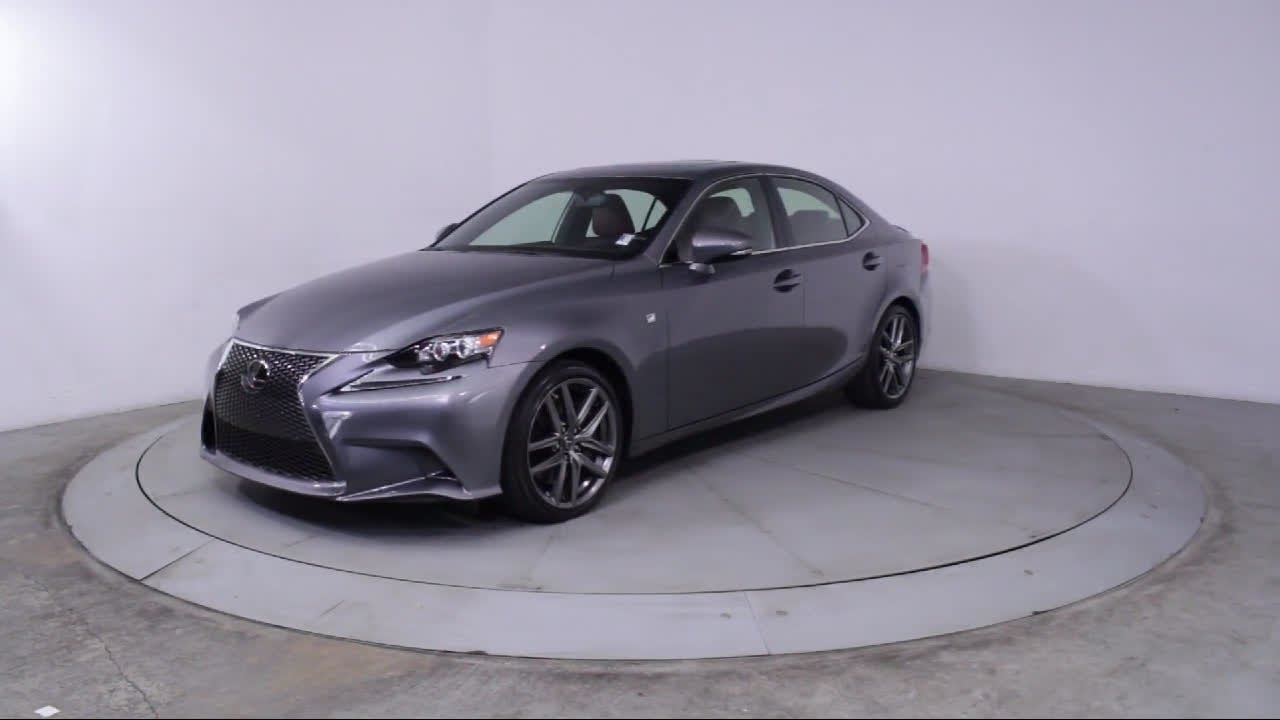 2015 Lexus Is Sedan 350 For Sale In Miami Fort Lauderdale Hollywood West  Palm Beach   Florida Fin