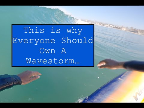 Getting Long Rides On A WaveStorm