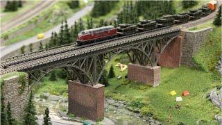 Spur N Modellbahn (1:160) - EBF - Lippstadt
