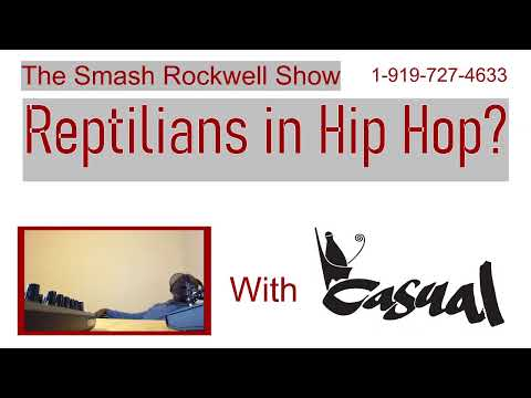 Reptilians in Hip Hop? Have you seen Aliens? Ghost?