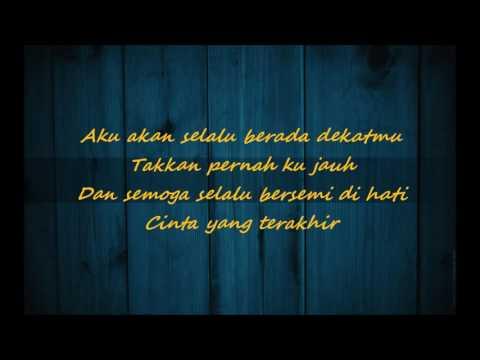 kATA hATI Tak Pernah Jauh Lyrics Video