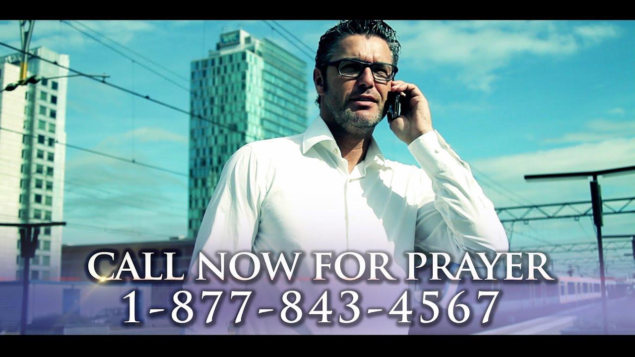 Prayer line 24/7 24 Hour