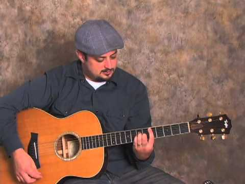 Acoustic Guitar Lesson Rascal Flats Life Is A Highway Easy