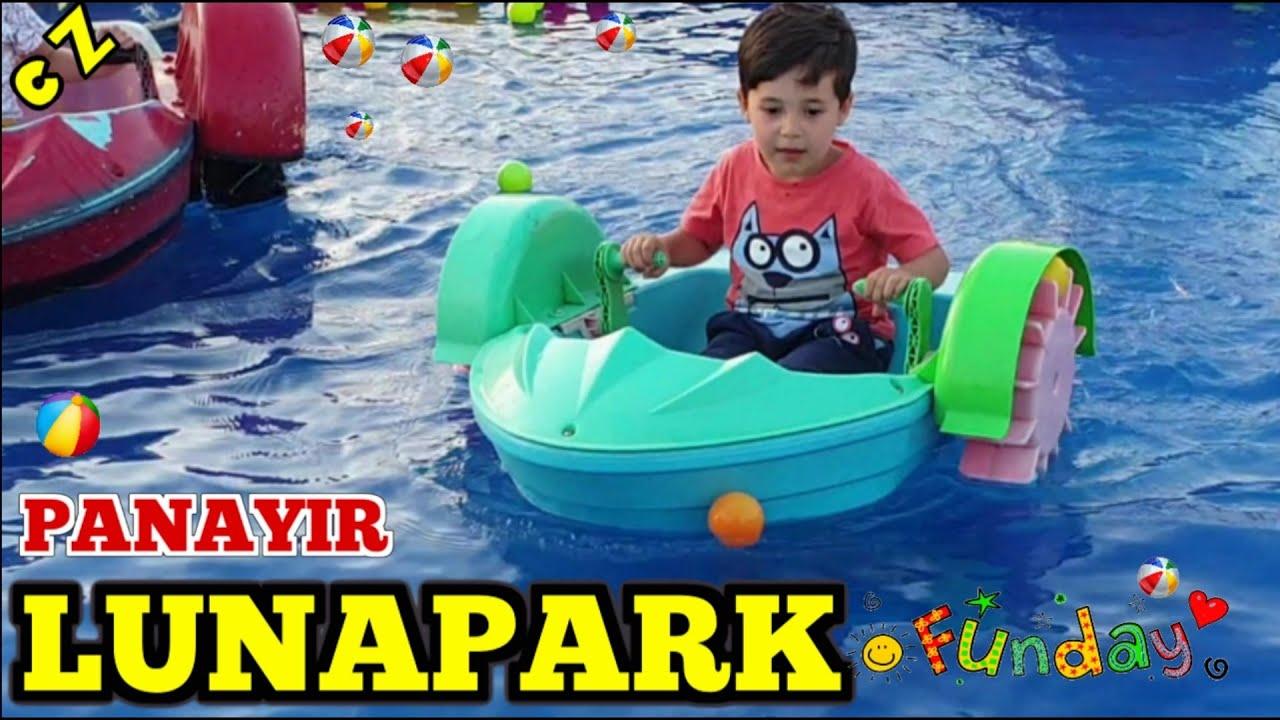 LUNAPARK – Sokak panayırı – Eğlence parkı çocuk videosu