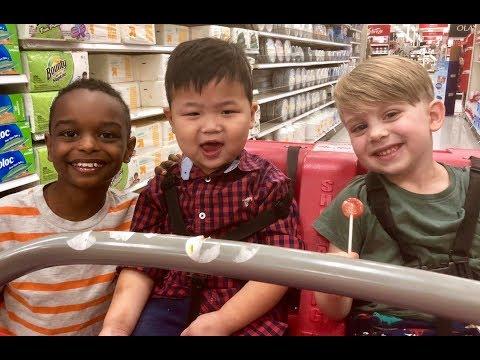 One Big Family Again!! | Meeting John Crist & Trey Kennedy